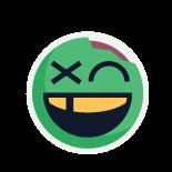 Odznaka Jejowy zombie